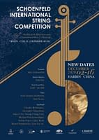 Schoenfeld International String Competition 2021