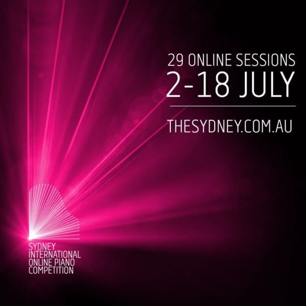 Sydney International Piano Competition 2021