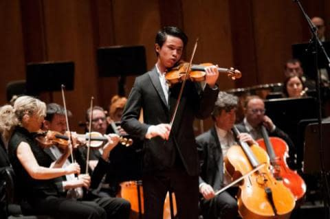 International Violin Competition Premio Paganini