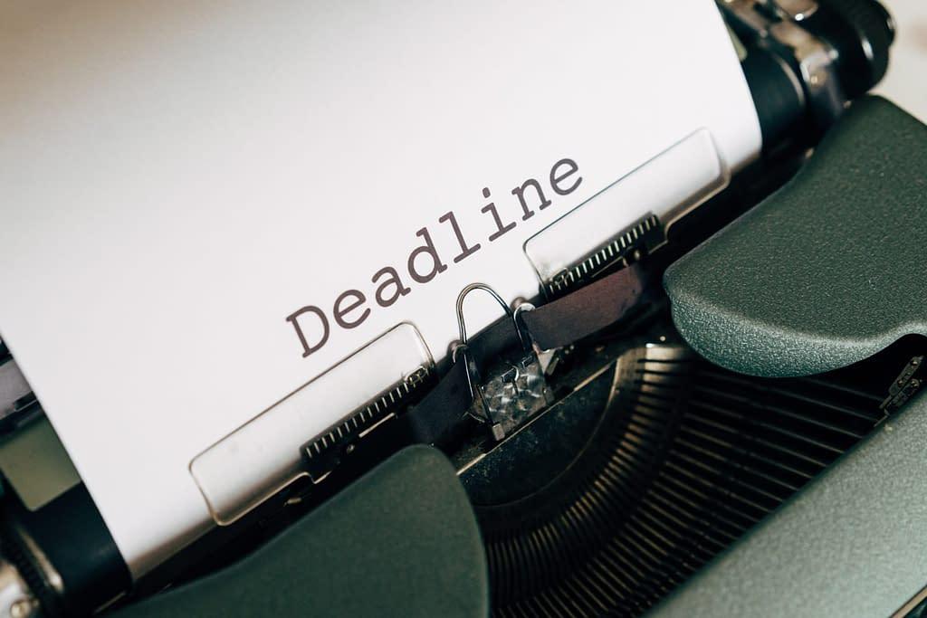 Application Deadlines for International Competitions - September & October 2020