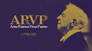 Arthur Rubinstein Virtual PianoFest