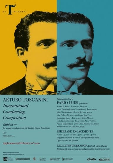 Arturo Toscanini International Conducting Competition