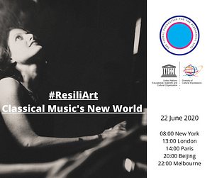 Classical Music's New World - ResiliArt