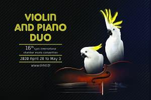 Lyon International Chamber Music Competition 2021
