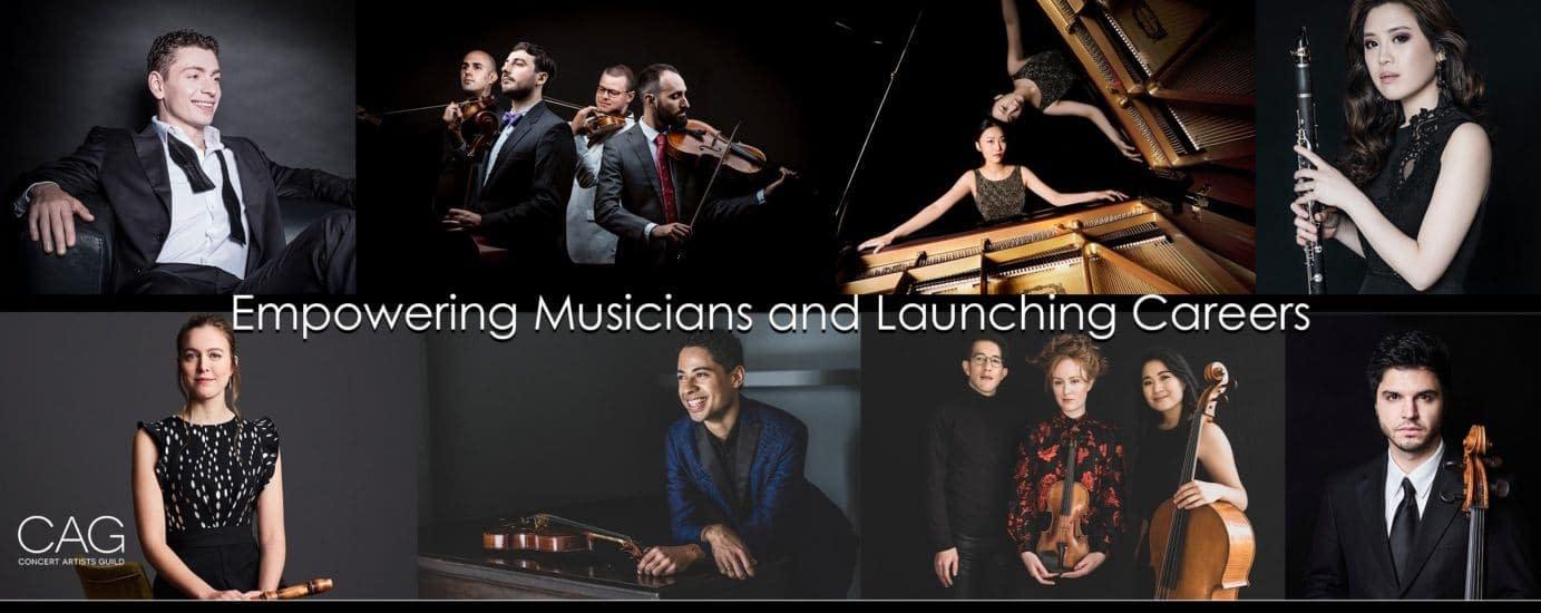 Concert Artists Guild 2021