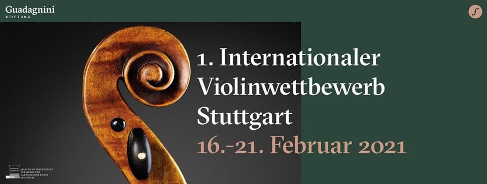 Stuttgart International Violin Competition