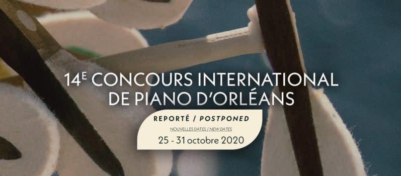 Concours international de piano d'Orléans