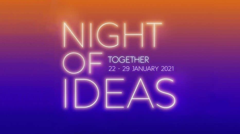 Night of Ideas 2021