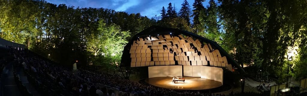 International Piano Festival of La Roque d'Anthéron