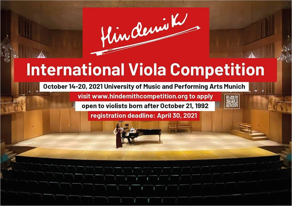 viola competition