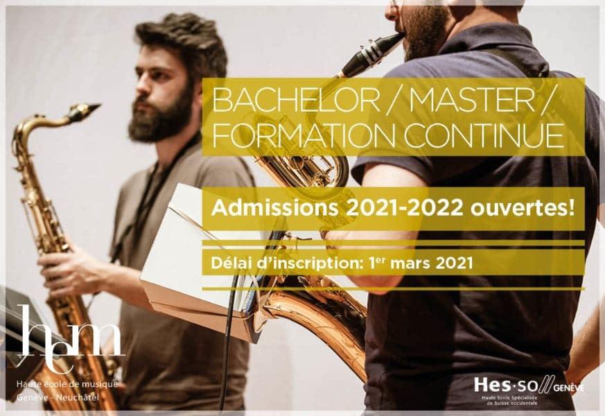 Haute école de musique Genève