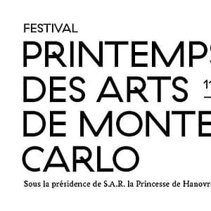 Festival Printemps des Arts de Monte Carlo