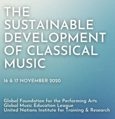 The Sustainable Development of Classical Music