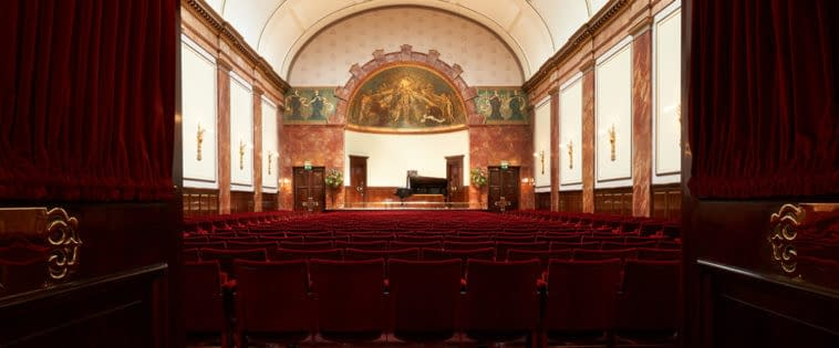 Wigmore Hall opens calls for Lockdown Commissions